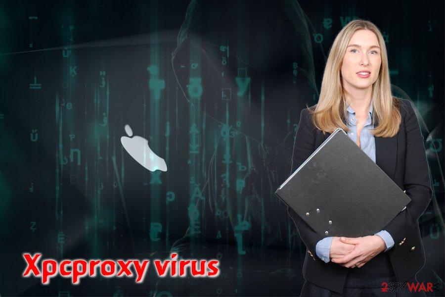 Xpcproxy malware