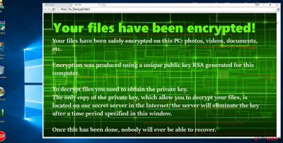 The screenshot of XTP Locker 5.0