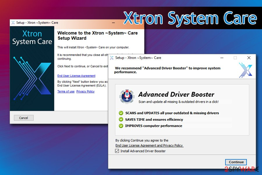Remove Xtron System Care (Virus Removal Guide) - Free