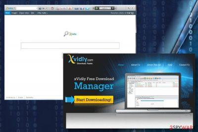 xVidly virus