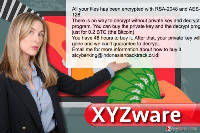 XYZware ransomware