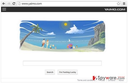 Yaimo.com snapshot