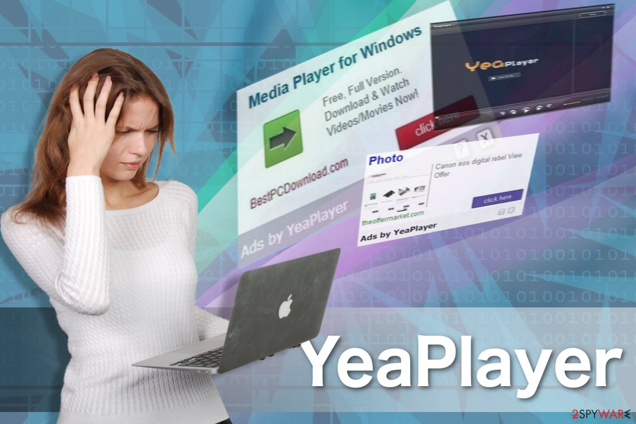 Image of YeaPlayer ads