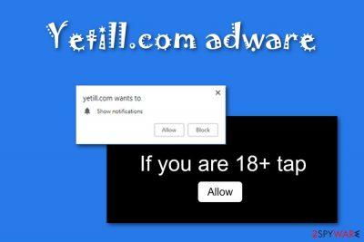 Yetill.com adware