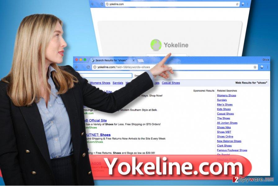 Yokeline.com virus