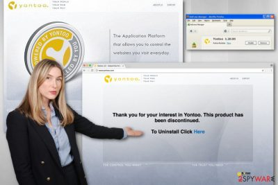 The image of Yontoo Pagerage virus