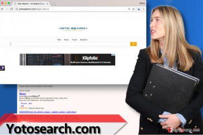 Yotosearch.com virus