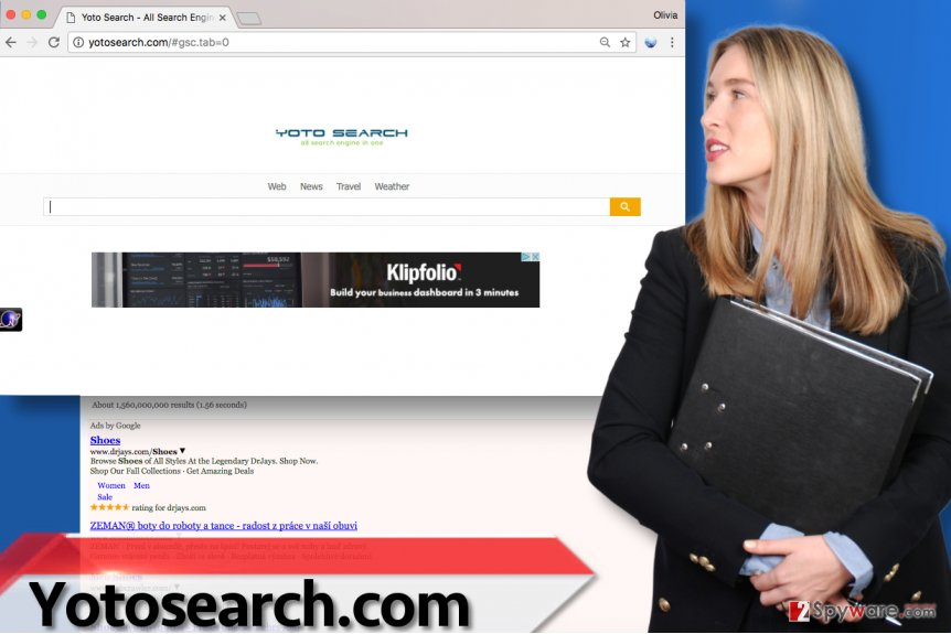 Yotosearch.com virus