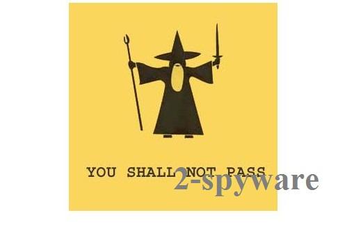You shall not pass snapshot