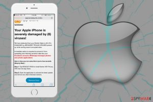 Your Apple iPhone is infected