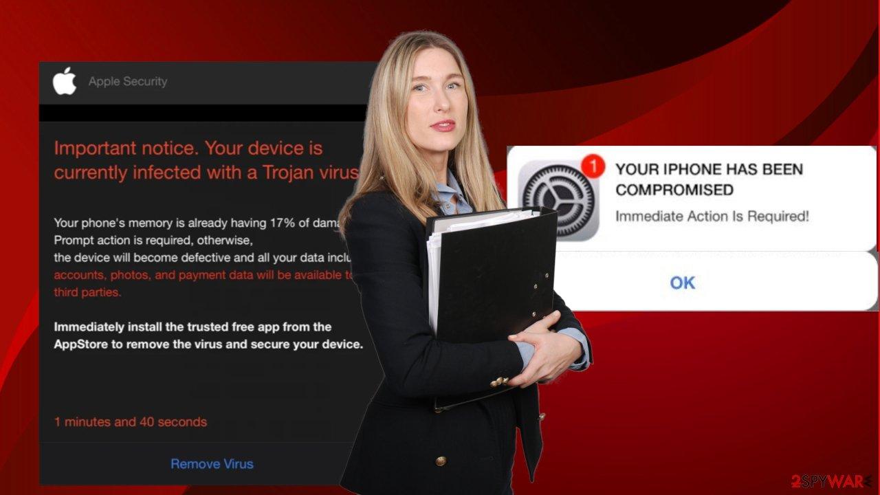Yourlandsecurity.com virus