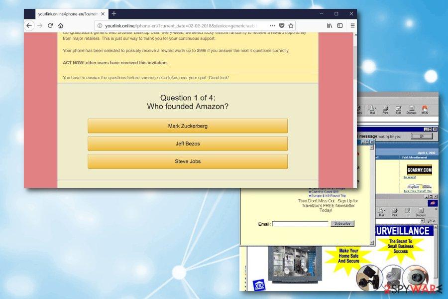 Yourlink.online virus
