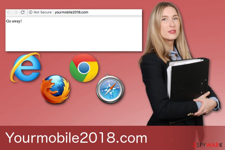 Yourmobile2018.com virus