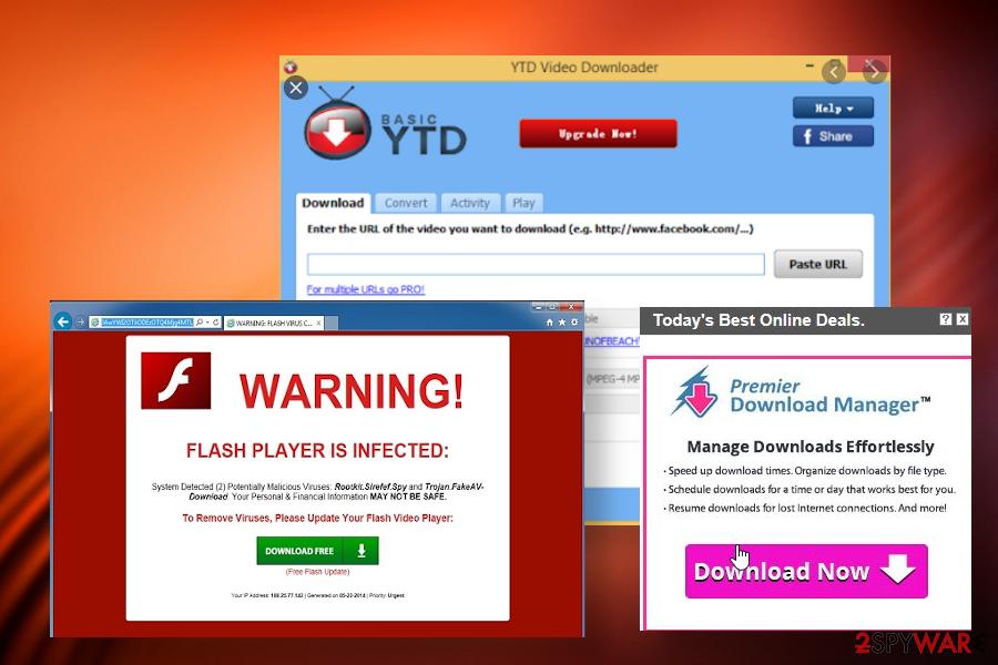 YTDownloader ads