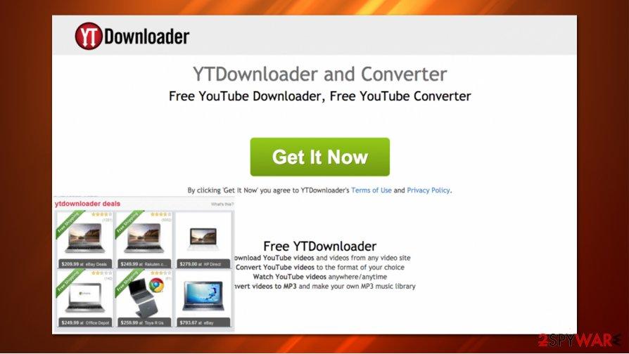 YTDownloader PUP
