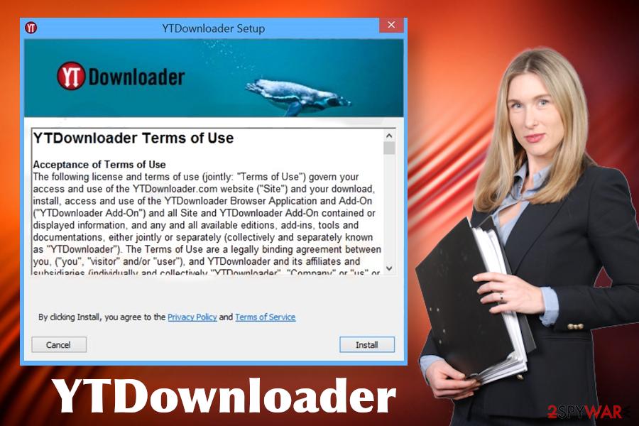 YTDownloader malware