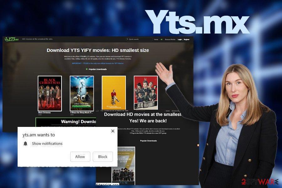 Yts.mx virus