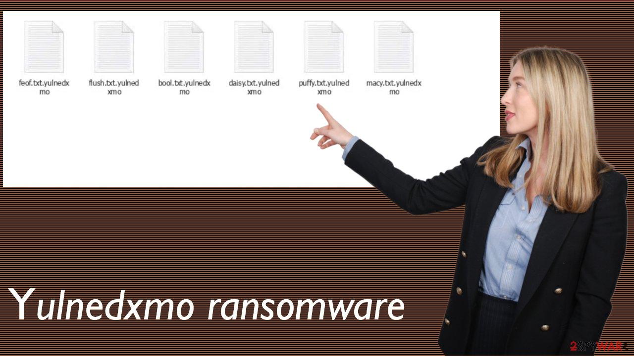 Yulnedxmo ransomware