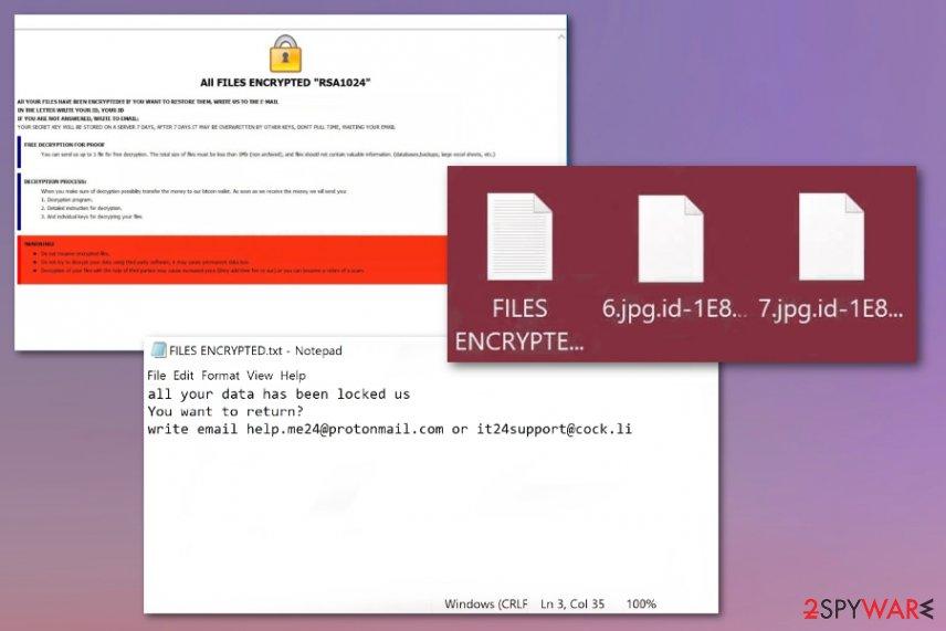 Z9 ransomware