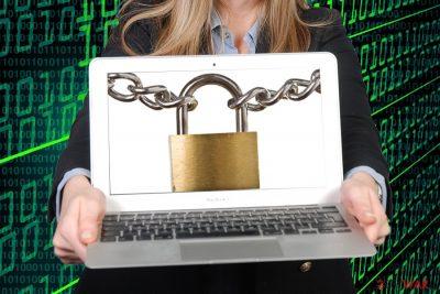 Zekwacrypt ransomware virus