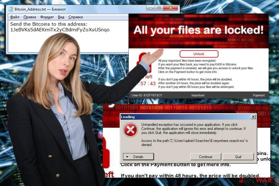 ZeroFucks ransomware virus