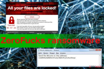 Zero-Fucks ransomware