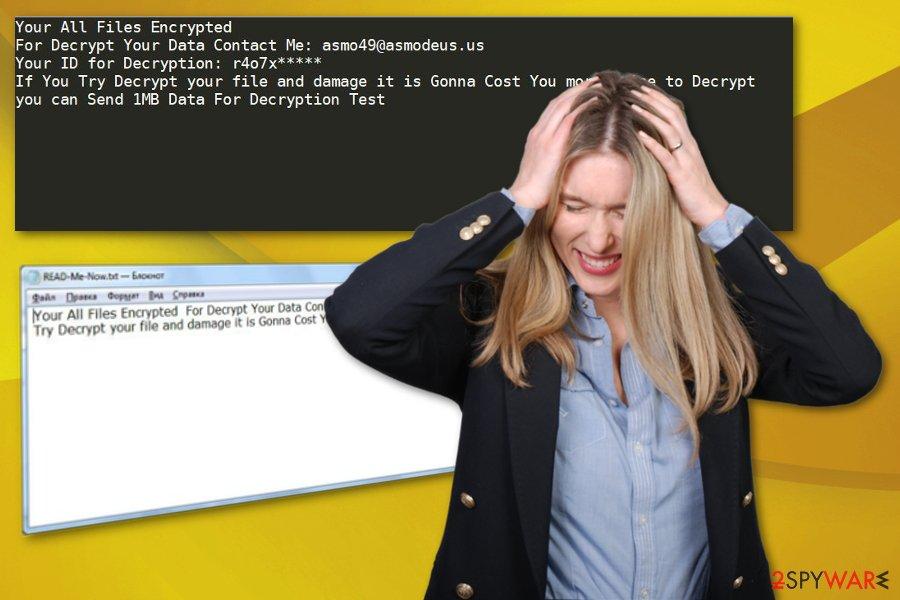 Zeropadypt ransomware virus