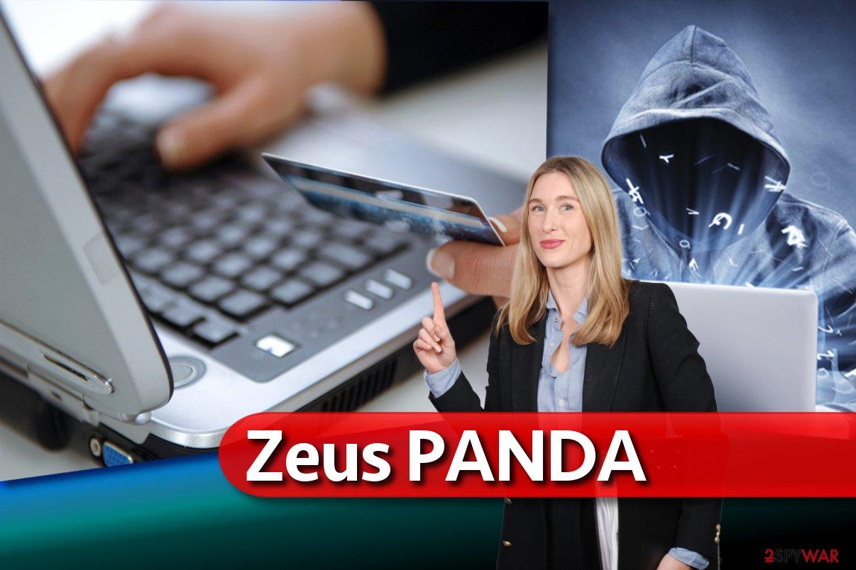Zeus Panda Banker malware