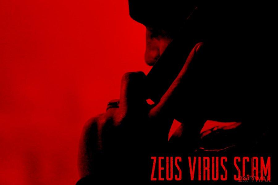 Zeus virus scam calls