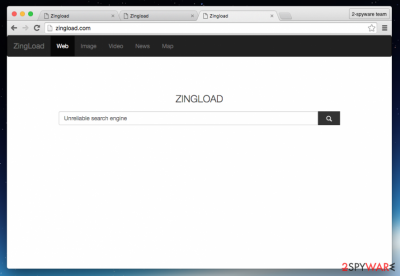 zingload screenshot