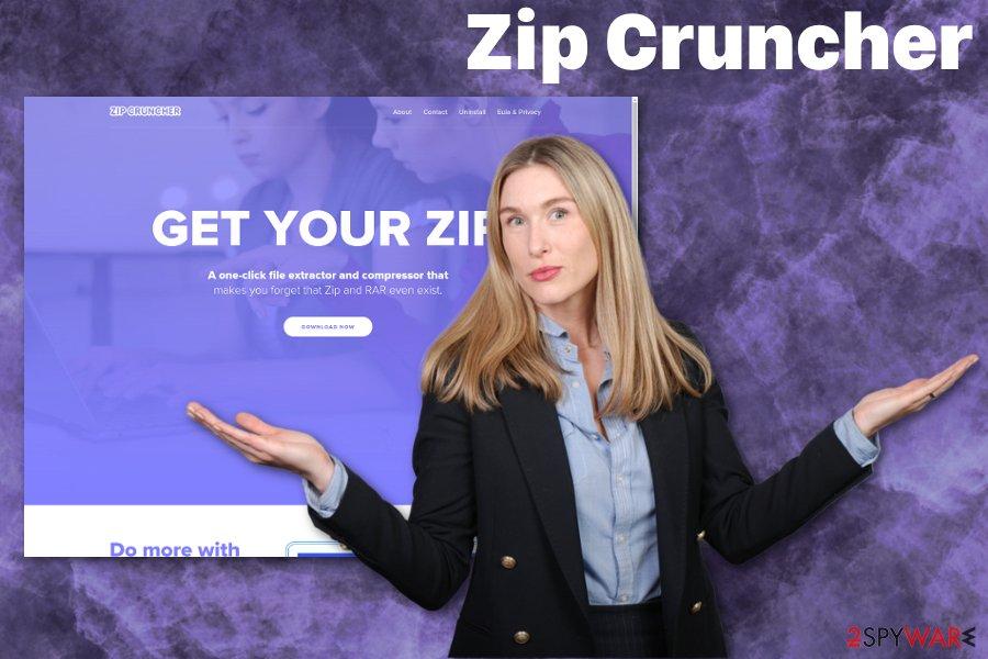 Zip Cruncher