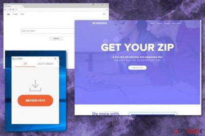 Zip Cruncher app