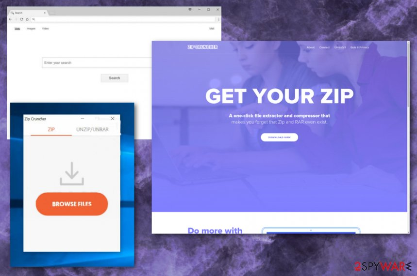 Remove Zip Cruncher (Virus Removal Instructions) - Jan 2019