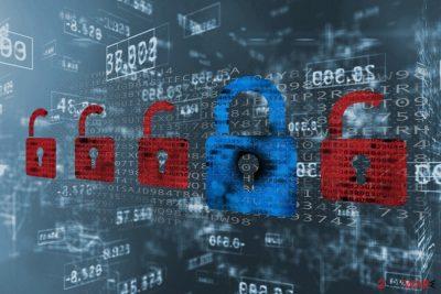 Image of ZIP ransomware virus
