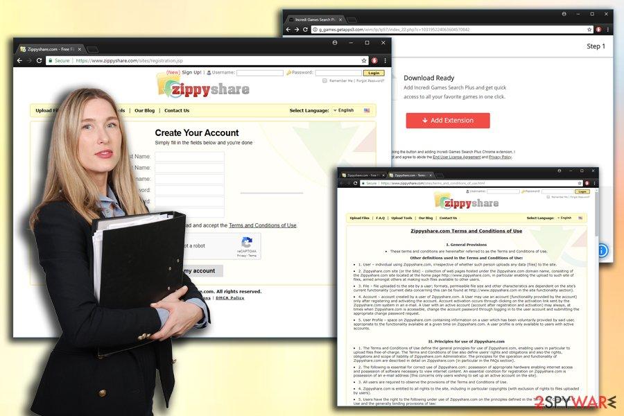 Zippyshare virus