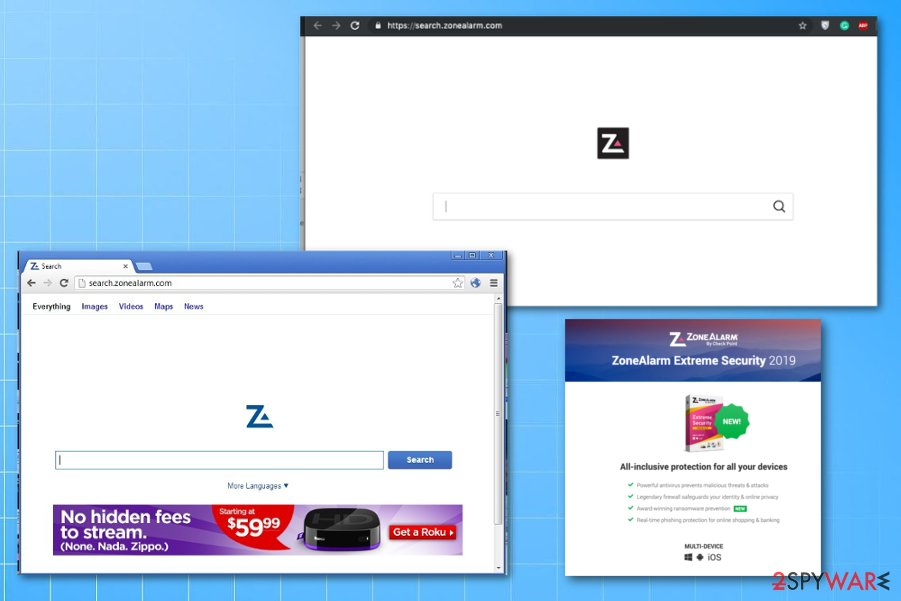Search.ZoneAlarm.com