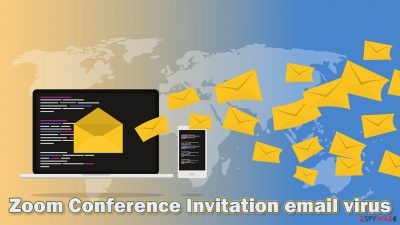Zoom Conference Invitation email virus