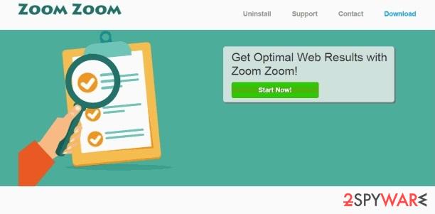 Zoom Zoom virus