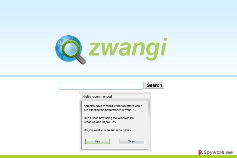 The image of Zwangi.com