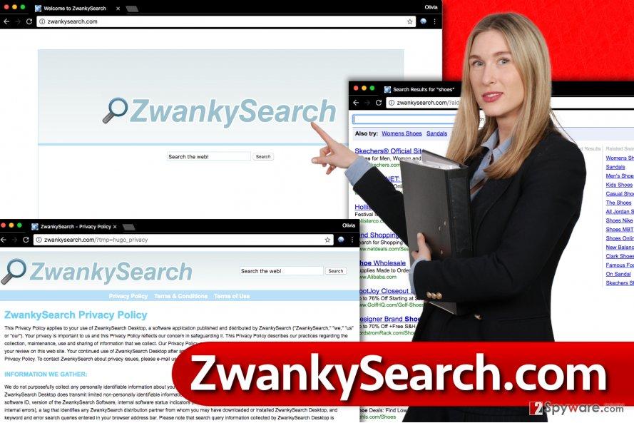 ZwankySearch.com hijack