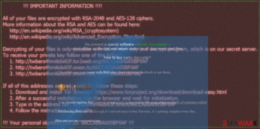 Zzzzz ransomware keeps the world in a firm grip