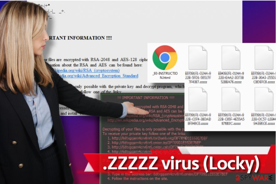 Zzzzz ransomware